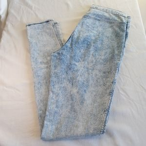 H&M high waist skinny pants